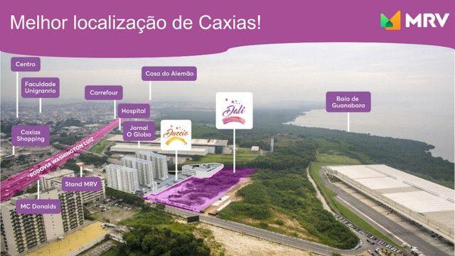 Duque de Caxias - Antecipe se apartamento 2 Qrto(1 SUÍTE) com varanda -ótima localização - Foto 6