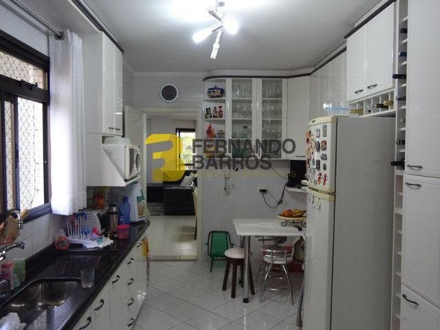 Lindo Ed Green City com 145,00m2 útil, inteiro mobiliado, perto da Av. Paraná, 2 vagas - Foto 4