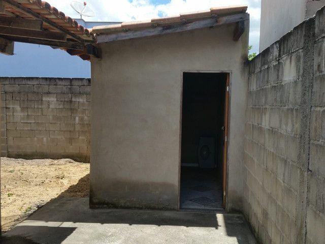 Vendo uma casa em Linhares . Entrada de 15 Mil +Parcelas a partir de 600 ao mes  - Foto 2