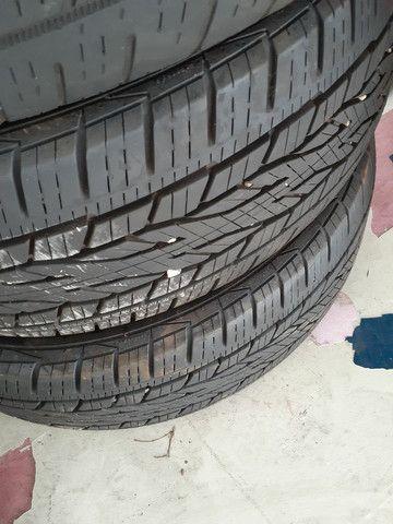 4 pneus 225 60 17 - Foto 2