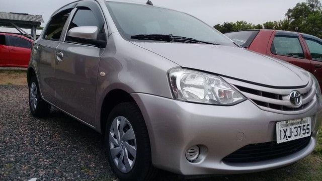 Lindo Toyota etios!