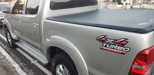 Hilux 2015/ 2015 diesel 4x4!!! empl.2020! - Foto 4