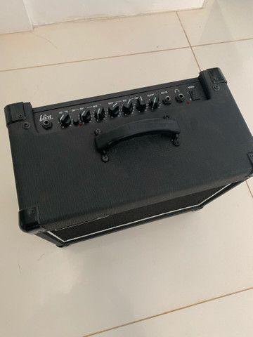 Cubo amplificador de guitarra laney lg20r - Foto 2
