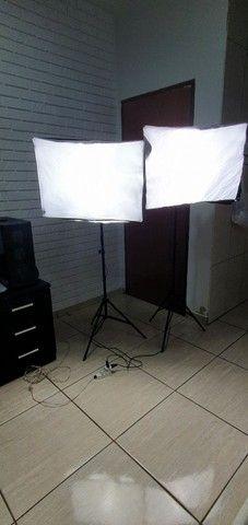 2 softbox completas - Foto 2