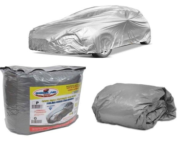 Temos capas de carro proteção UV e chuva forrada internamente