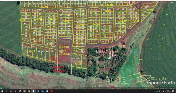 Terreno em condomínio no FAROL DO PARANAPANEMA À PRAZO - Bairro Centro em Alvorada do Sul - Foto 11