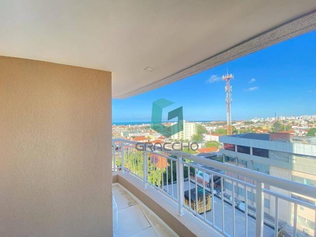 Apartamento Jacarecanga, com 2 dormitórios à venda, 53 m² por R$ 341.000 - Fortaleza/CE - Foto 14