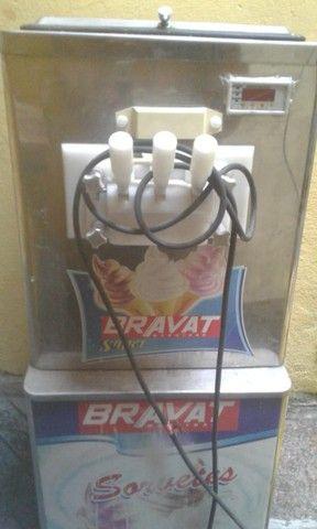 maquinas sorvete expresso e acai - Foto 2