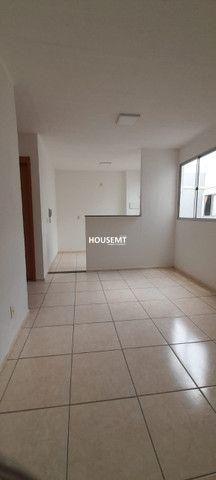 Apartamento novo no condomínio Chapada da Serra - Foto 2