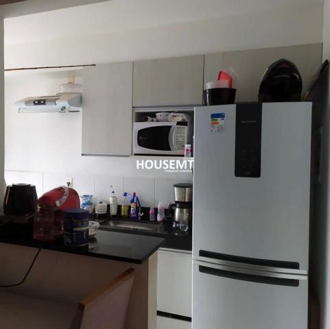Apartamento No Condomínio Chapada Dos Montes - Foto 10