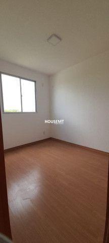 Apartamento novo no condomínio Chapada da Serra - Foto 5