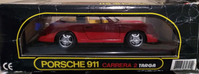 Porsche 911 carreira 2 Targa escala 1/18 Anson - Foto 3