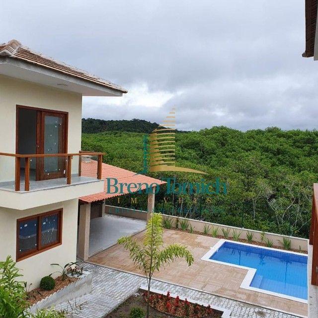 Casa com 3 dormitórios, sendo 2 suítes à venda, 94,43 m² por R$ 850.000 - Arraial D Ajuda  - Foto 19