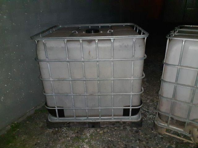 IBC 1000 litros - Foto 2