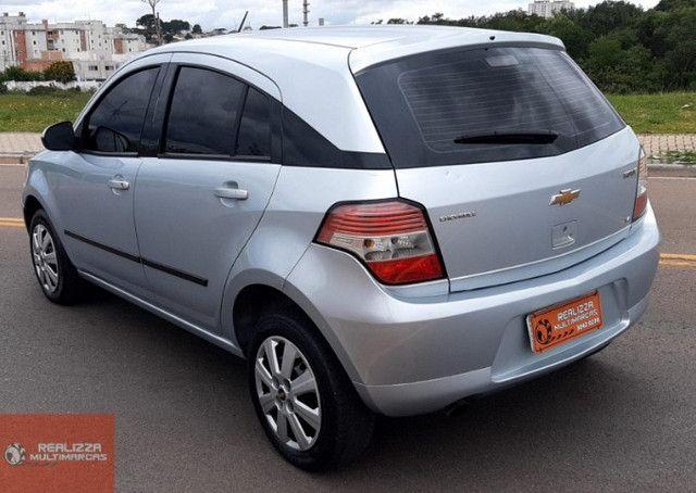 2011 Chevrolet Agile LT - Foto 8
