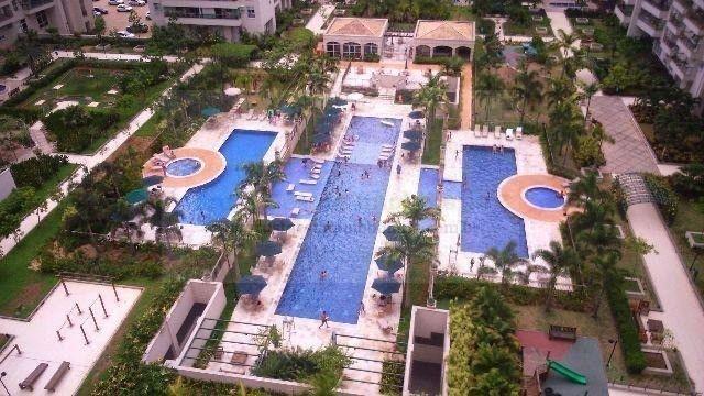 Cidade Jardim - Reserva do Parque - 107 m² - 3 quartos/1 suíte - dependência completa - Foto 17