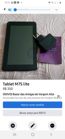 Tablet M7S lite