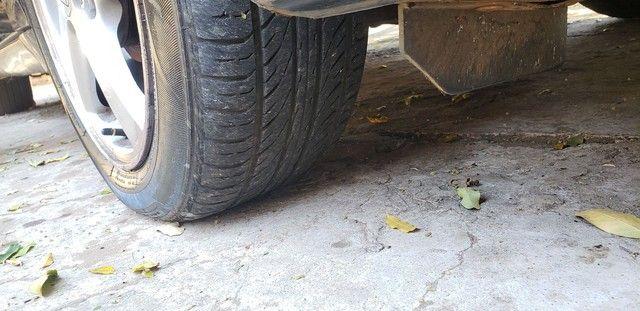 Honda Accord V6 vtec completo teto couro. Nave. Pego menor valor  - Foto 19
