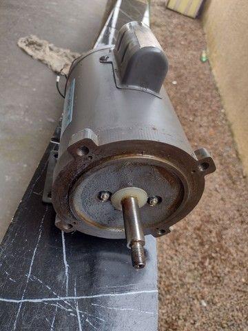 Motor elétrico 3/4 CV (semi novo) - Foto 3
