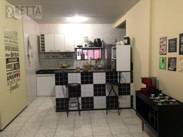 Apartamento com 3 dormitórios à venda, 70 m² por R$ 200.000,00 - Vila União - Fortaleza/CE - Foto 8