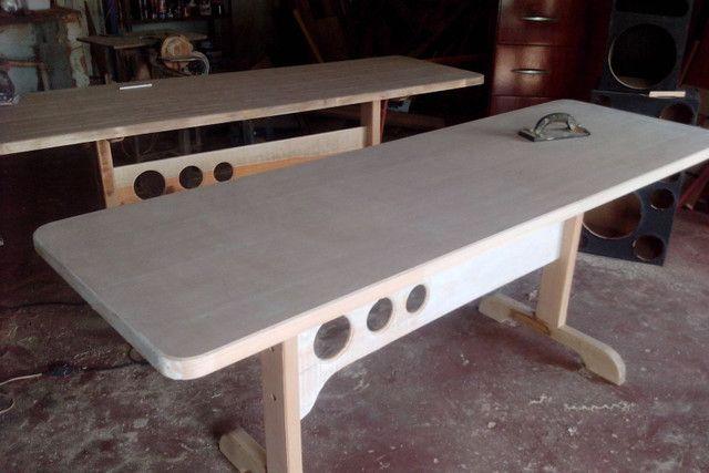 Mesa em madeira sobre encomenda.. - Foto 5