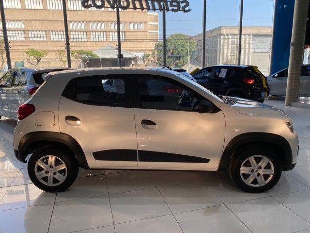 .Renault Kwid 1.0 Zen 2020 -Único dono! Garantia de Fabrica! - Foto 3