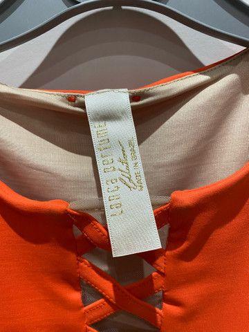 Vestido lança perfume P (veste P/M)  - Foto 2