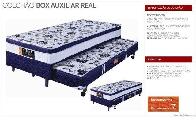 Mega oferta camas, solteiro com Auxiliar ////l