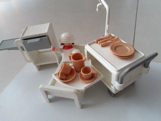 Playmobil quarto de hospital e quarto - Foto 6