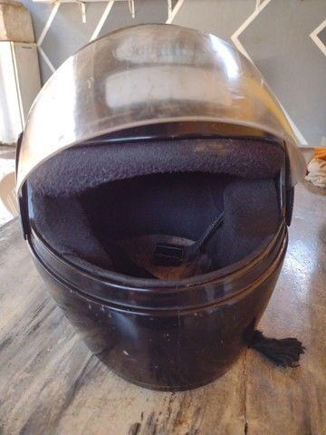 Vende-se capacete tamanho criança por 40R$ - Foto 3