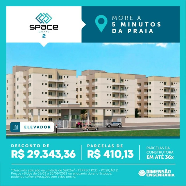 P/M: Casas e Apartamentos em toda São Luís e Região