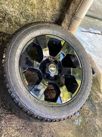 Rodas aro 20 com pneus