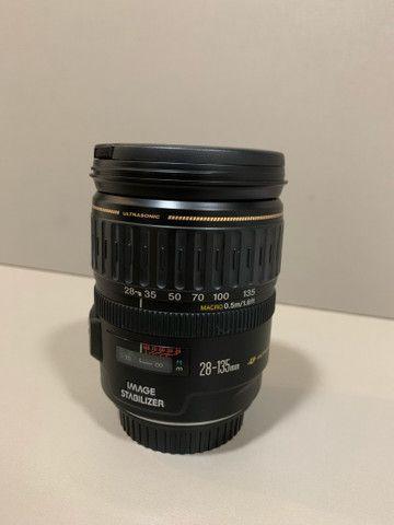 Lente Canon 28-135mm EF Is - Foto 2
