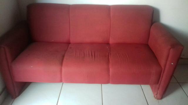 Sofa seminovo 150,00
