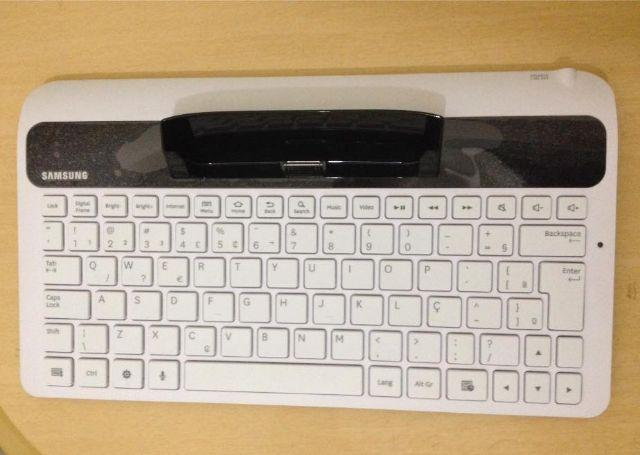 Teclado Samsung Galaxy Tab 7.0 - Keyboard Dock - Original