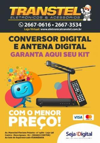 Antena digital yagi prohd-1115-Proeletronic Boca de Jacaré - Foto 4
