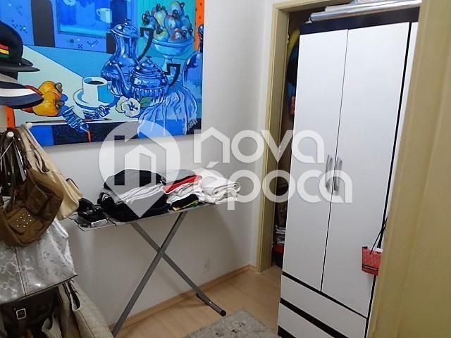 Apartamento à venda com 1 dormitórios em Méier, Rio de janeiro cod:ME1AP15369 - Foto 10