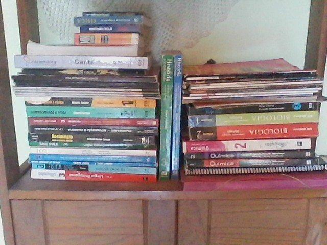 Livros para doação