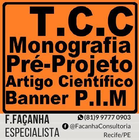 Ajuda com o TCC?