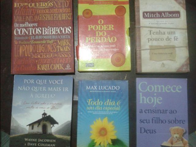 Livros Diversos a partir de R5,00