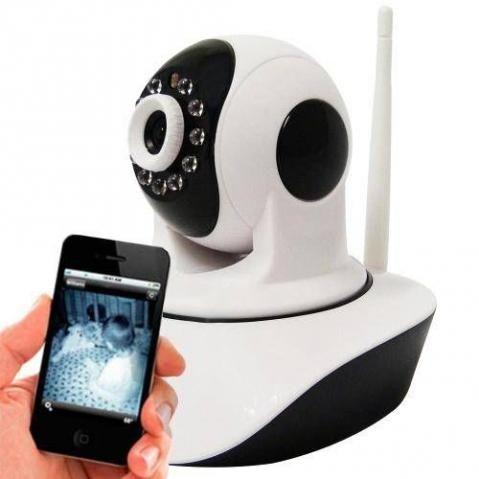 Camera Ip Monitoramento