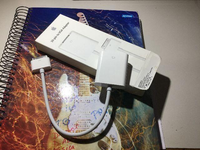 Adaptador 30 Pin para VGA Apple original