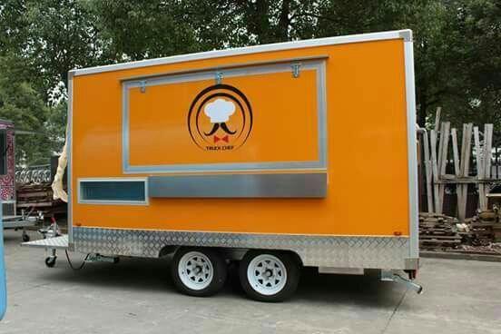 Food truck em destaque