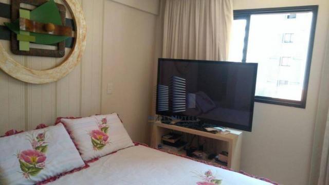 Apartamento com 2 dormitórios à venda, 110 m² por R$ 550.000 - Jatiúca - Maceió/AL - Foto 13