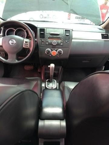 Nissan Tiida SL 1.8 2012/2013 Com Teto Solar Temos Golf Gol Palio Astra Polo Saveiro Civic - Foto 6