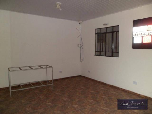 Barracão para alugar, 240 m² por R$ 3.500/mês - Bom Jesus - São José dos Pinhais/PR - Foto 7