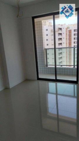 Apartamento residencial à venda, Guararapes, Fortaleza. - Foto 3