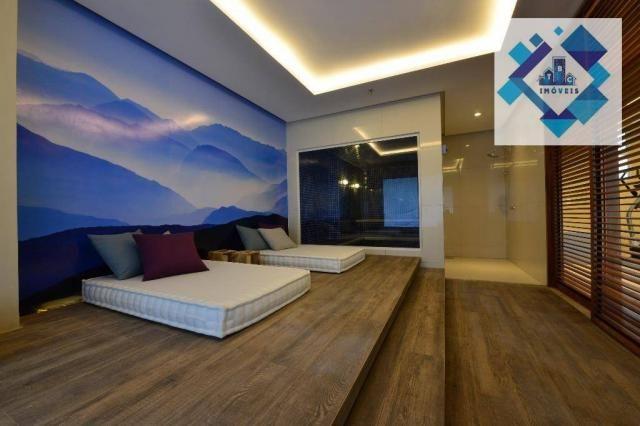 Apartamento alto padrão, 226m² com 4 suítes no Bairro do Meireles. - Foto 15