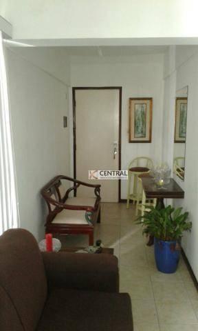 Apartamento com 1 dormitório à venda, 55 m² por R$ 230.000 - Pituba - Salvador/BA - Foto 2