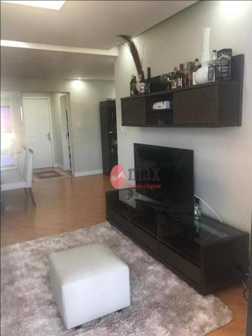 Apartamento com 3 dormitórios à venda, 100 m² por R$ 450.000 - Centro - Suzano/SP - Foto 8